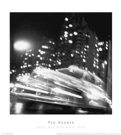 ted-croner-taxi-new-york-night-c-1947