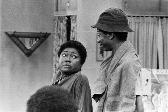 ted-williams-esther-rolle-1974