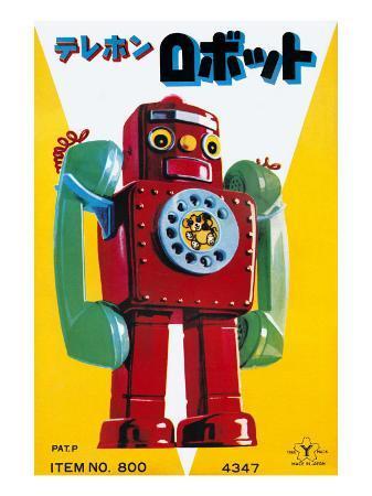 telephone-robot