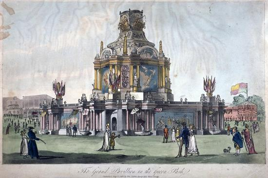 temple-of-concord-green-park-westminster-london-1814