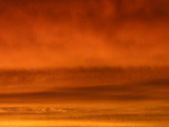 texture-of-clouds-in-sky-at-sunset