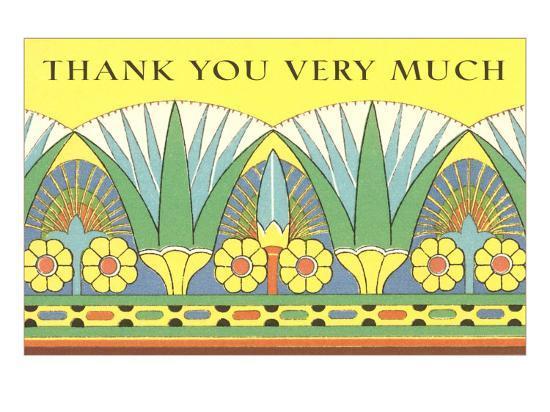 thank-you-very-much-art-nouveau-frieze
