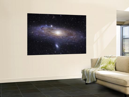 the-andromeda-galaxy