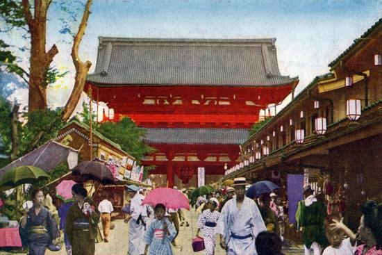the-asakusa-kannon-temple-tokyo-japan-20th-century