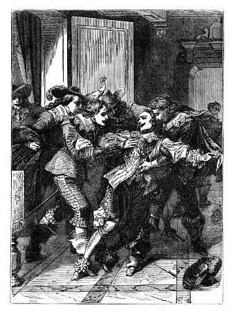 the-assassination-of-the-duke-of-buckingham-c1902