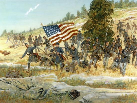 the-battle-of-gettysburg