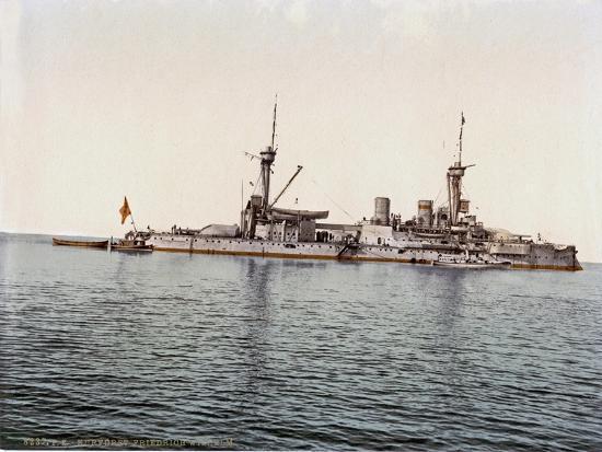 the-battleship-sms-kurfuerst-friedrich-wilhelm-of-the-german-imperial-navy-1910