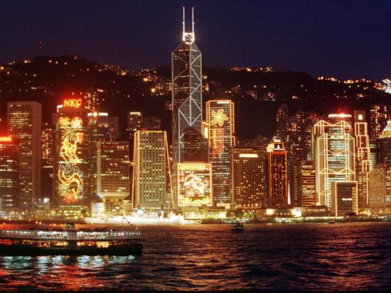 the-buildings-are-lit-up-for-the-handover-celebrations-hong-kong-26-june-1997