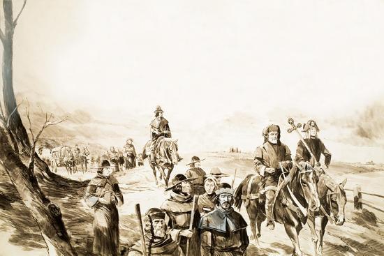 the-canterbury-pilgrims