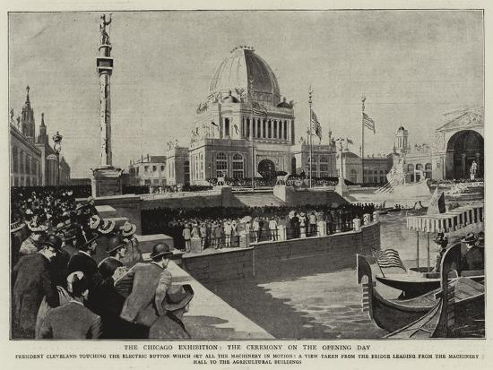 the-chicago-exhibition-the-ceremony-on-the-opening-day