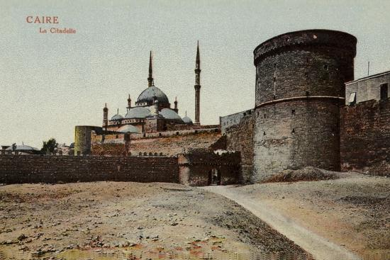 the-citadel-cairo-egypt