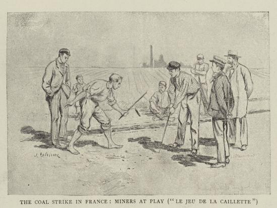 the-coal-strike-in-france-miners-at-play-le-jeu-de-la-caillette