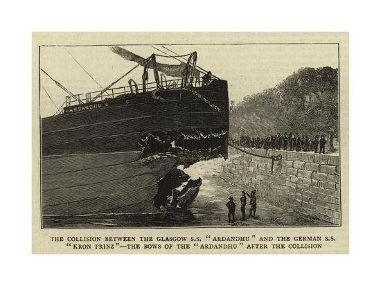 the-collision-between-the-glasgow-ss-ardandhu-and-the-german-ss-kron-prinz