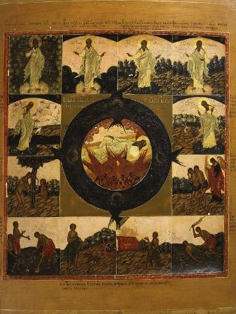 the-creation-of-the-world-icon-late-18th-century-russian