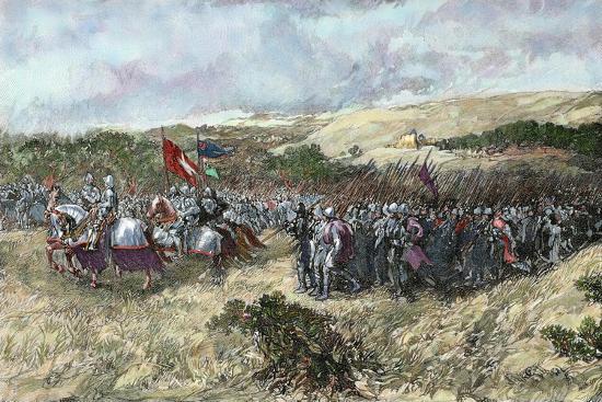 the-crusades-12th-century-crusaders-army