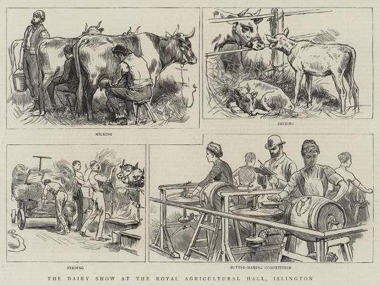 the-dairy-show-at-the-royal-agricultural-hall-islington