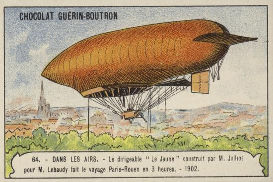 the-dirigible-le-jaune
