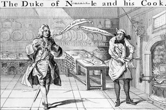 the-duke-of-newcastle-and-his-cook-circa-1745
