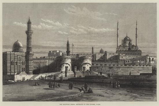 the-egyptian-crisis-entrance-to-the-citadel-cairo