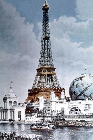 the-eiffel-tower-and-globe-celeste-at-the-1900-world-exposition