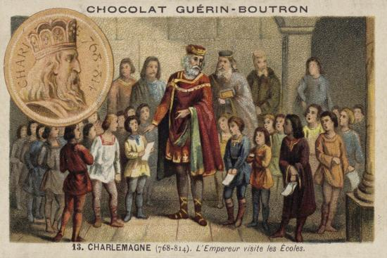the-emperor-charlemagne-visiting-a-school-814