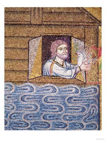 the-flood-from-the-atrium-detail-of-noah-receiving-the-white-dove