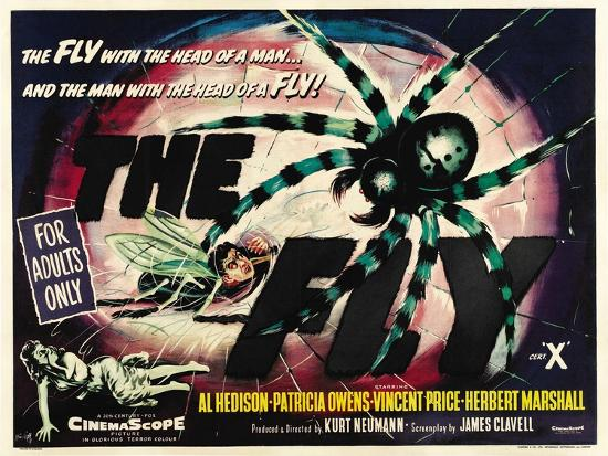 the-fly-uk-movie-poster-1958
