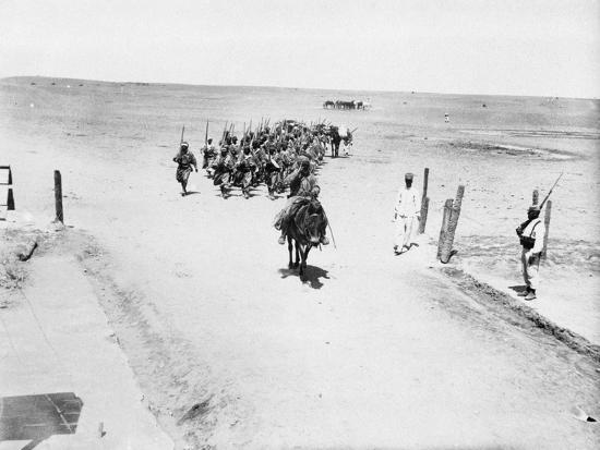 the-french-foreign-legion-on-manoeuvres-boudenib-morocco-1911