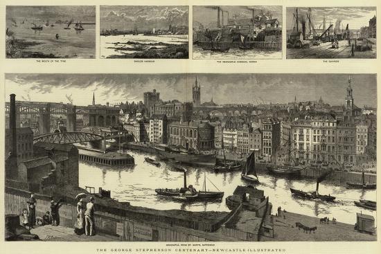the-george-stephenson-centenary-newcastle-illustrated