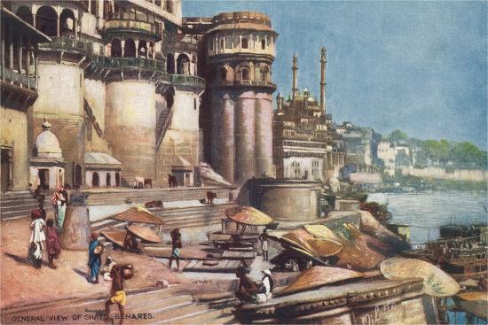the-ghats-benares-india