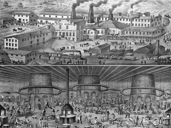 the-glassworks-of-j-h-hobbs-brockunier-and-co-wheeling-west-virginia