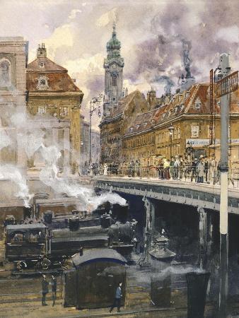 the-hauptstrasse-in-vienna-austria-20th-century