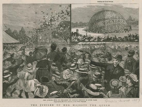 the-jubilee-fete-to-the-children-of-london-schools-in-hyde-park