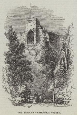 the-keep-of-carisbrook-castle
