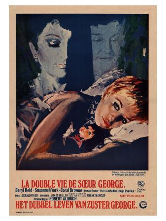 the-killing-of-sister-george-belgian-movie-poster-1969