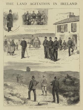 the-land-agitation-in-ireland-irish-constabulary-sketches
