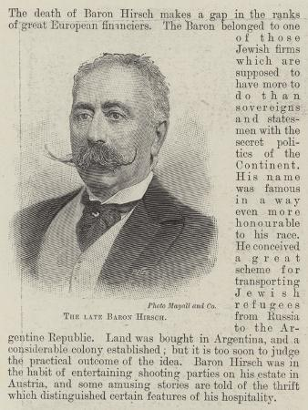 the-late-baron-hirsch