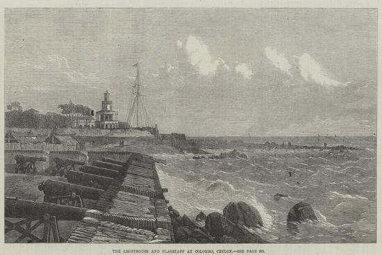 the-lighthouse-and-flagstaff-at-colombo-ceylon