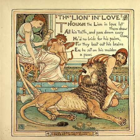 the-lion-in-love