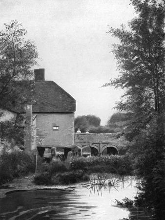the-millstream-1911-1912