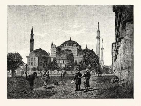 the-mosque-of-santa-sophia-constantinople-istanbul