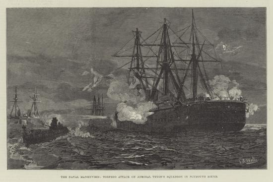 the-naval-manoeuvres-torpedo-attack-on-admiral-tryon-s-squadron-in-plymouth-sound