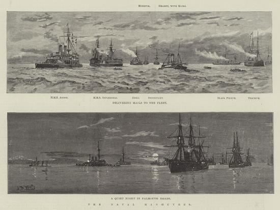 the-naval-manoeuvres