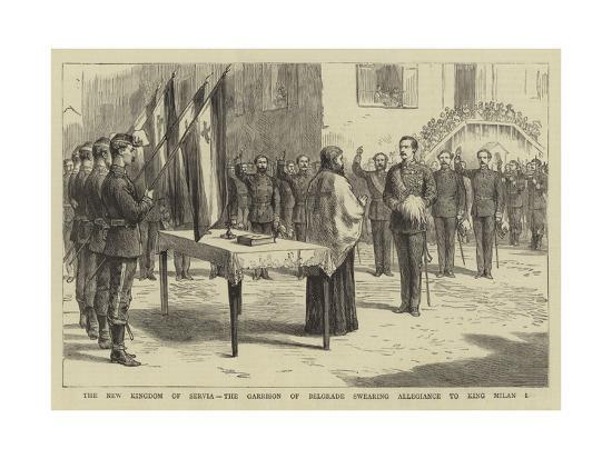the-new-kingdom-of-servia-the-garrison-of-belgrade-swearing-allegiance-to-king-milan-i