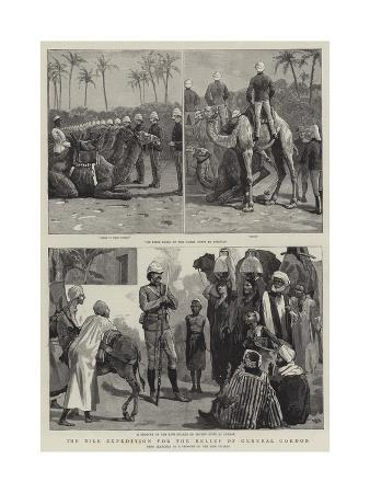the-nile-expedition-for-the-relief-of-general-gordon