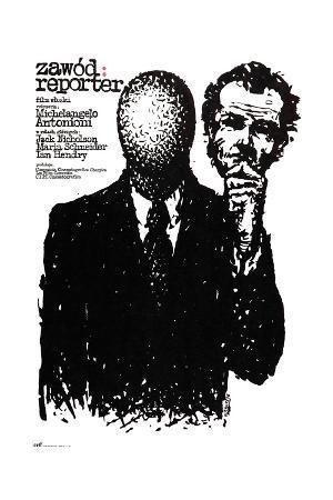 the-passenger-aka-professione-polish-poster-art-1975