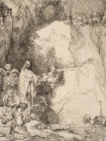 the-raising-of-lazarus-the-small-plate-1642