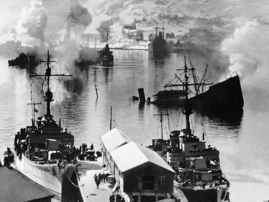 the-remains-of-a-naval-battle-narvik-norway-1940