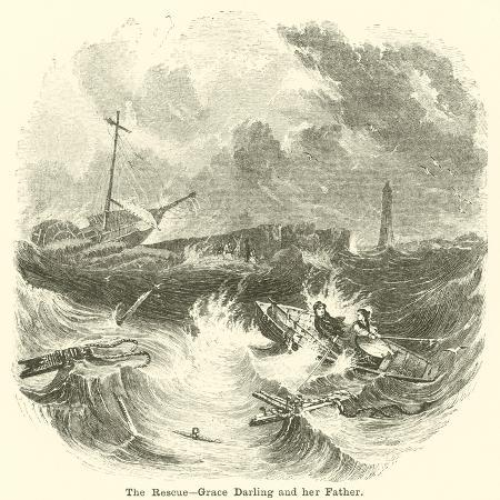 the-rescue-grace-darling-and-her-father