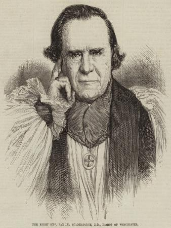 the-right-reverend-samuel-wilberforce-dd-bishop-of-winchester